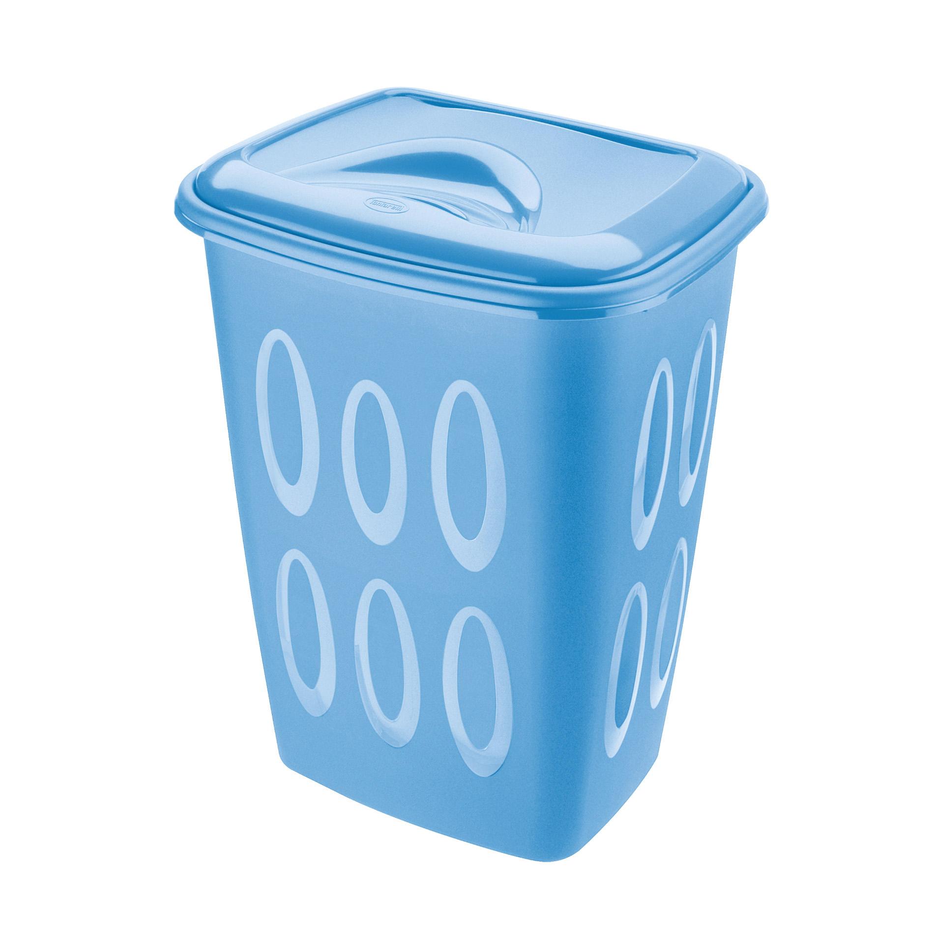 Unit Three Corallo Tile 20 X 20 Cm: LAUNDRY BOX (NO HOLES IN BASE) 45 L