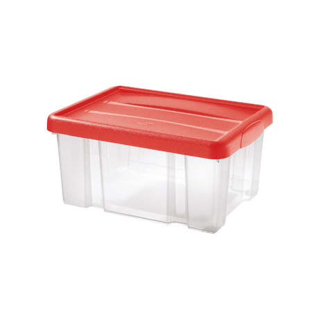 PUZZLE BOX WITH SNAP-ON LID | 14 L