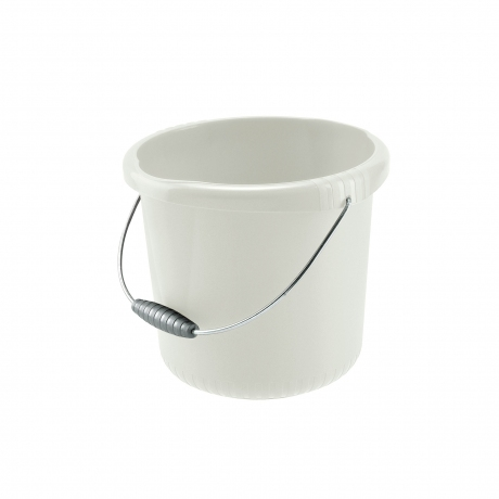 AURORA COLLECTION BUCKET WITH IRON HANDLE | 10 L
