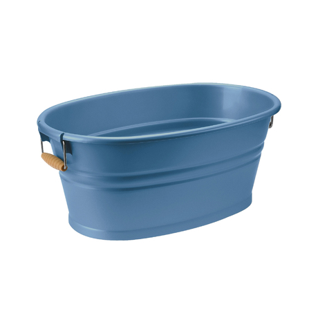 NOSTALGIA OVAL WASH-TUB<br/>12 L
