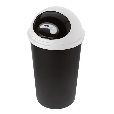 BIG HOOP DUSTBIN FOR SEPARATING WASTE | 45 L