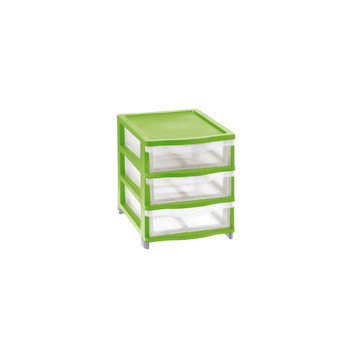 COVER LINE STORAGE UNIT 3 LOW DRAWERS
