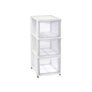 COVER LINE STORAGE<br/> UNIT 3 HIGH DRAWERS