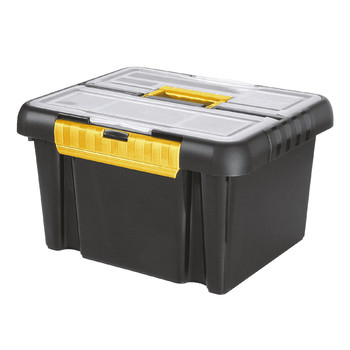 UTILE BOX WITH TOOLBOX LID | 25 L