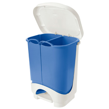 Idea - Pedal Bin For Separating Waste