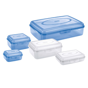SET OF 5 FILL BOXES