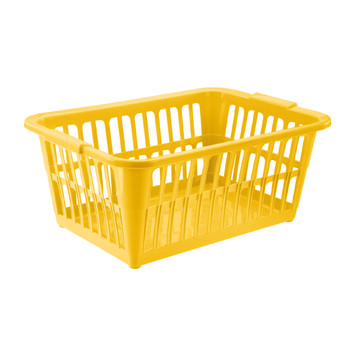 RECTANGULAR LAUNDRY BASKET<br/>35 L