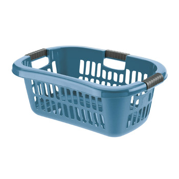 AURORA COLLECTION ANATOMIC LAUNDRY BASKET<br/>35 L
