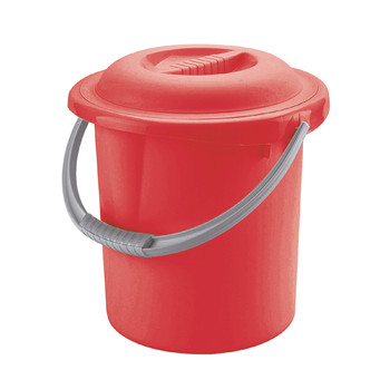 Aurora Collection Bucket With Lid | 13 L
