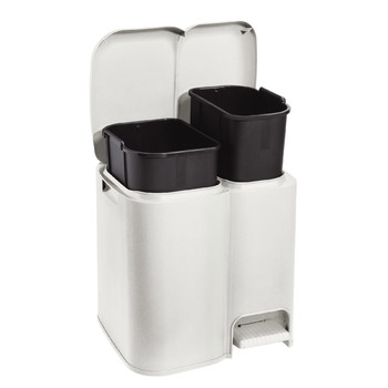 PATTY 2 - AURORA COLLECTION DUSTBIN FOR SEPARATING WASTE