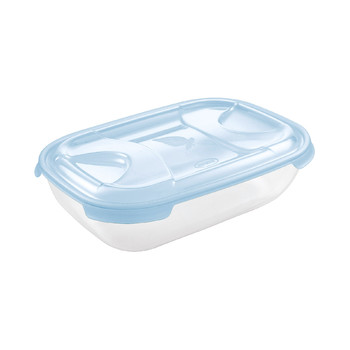 NUVOLA RECTANGULAR FRIDGE BOX | 2 L