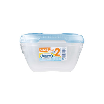 NUVOLA FRIDGE BOX<br/>SET 1 X 2 SQUARE | 2 L