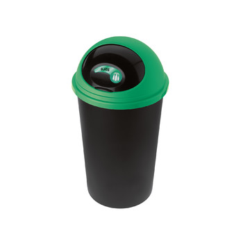 SMALL HOOP DUSTBIN FOR SEPARATING WASTE  25 L