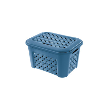 Arianna Basket With Lid