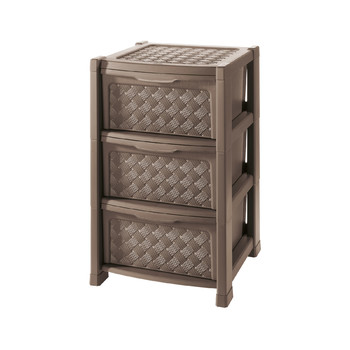 ARIANNA STORAGE UNIT <br/>3 DRAWERS