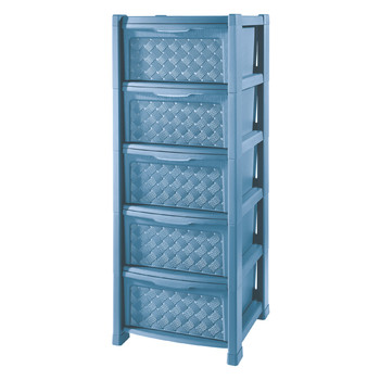 ARIANNA STORAGE UNIT <br/>5 DRAWERS