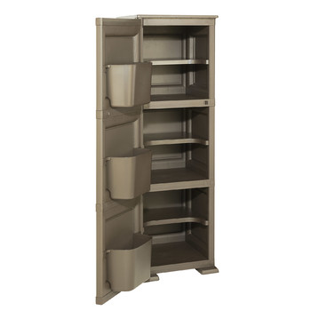 Omnimodus Multi-use Unit 1 Door - 3 Modules With 3 Side Pockets