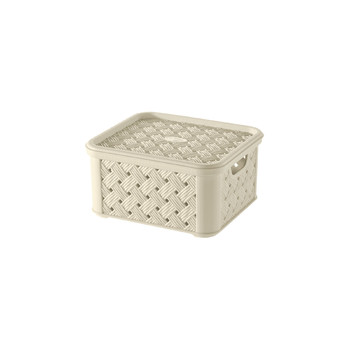 Arianna Box With Lid - Small