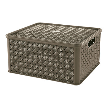 Arianna Box With Lid - Large