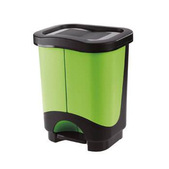 IDEA – PEDAL BIN FOR SEPARATE WASTES