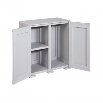 Simplex - 2 Doors - 3 Internal Compartments (1 Higt, 2 Low)