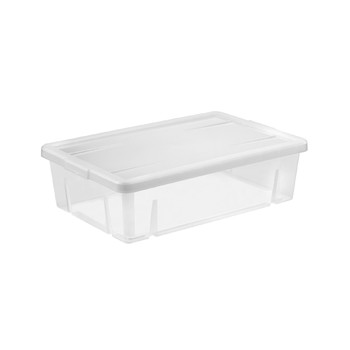 Linea Box With Lid | 28 L