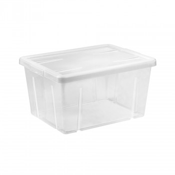Linea Box With Lid | 29 L