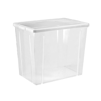 Linea Box With Lid | 80 L